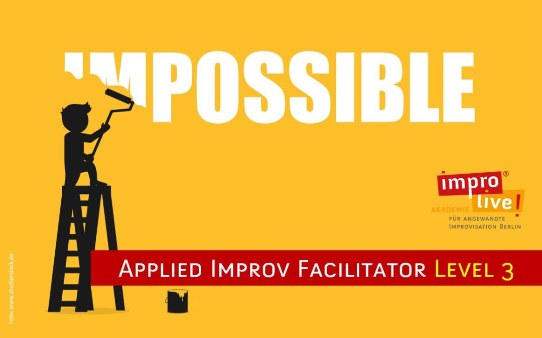 360° Applied Improv Facilitator (Level 3)